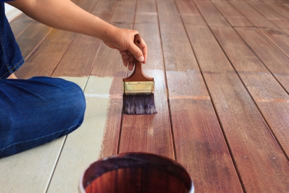 peinture sol